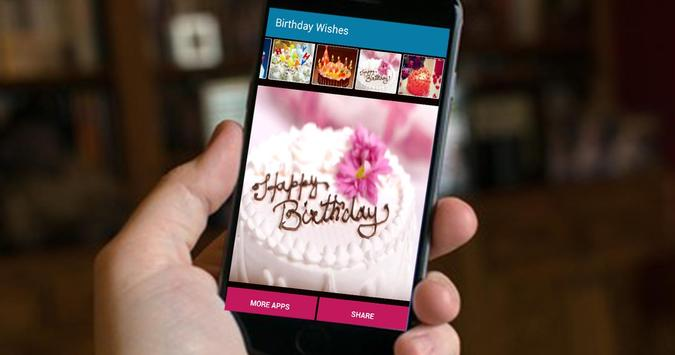 Latest Birthday Wishes and Greeting poster
