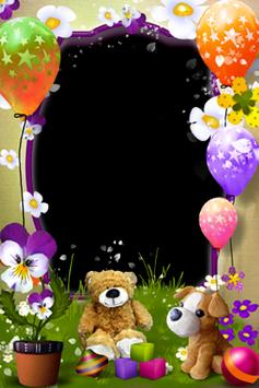 Birthday Photo Frames apk screenshot