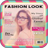 Magazine photo Effects icon