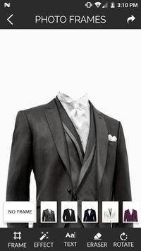 Man in Suit poster