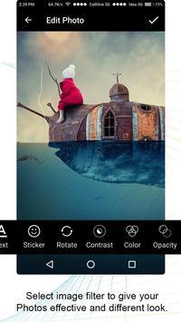 3D Water Effects - Photo Editor screenshot 3