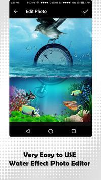 3D Water Effects - Photo Editor screenshot 1