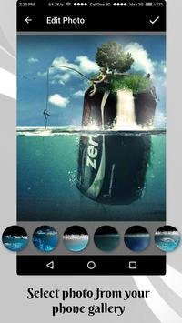 3D Water Effects - Photo Editor screenshot 2