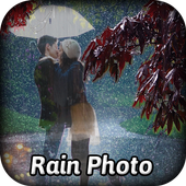 Rain Photo Frame icon