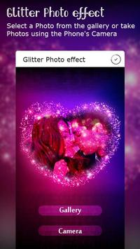 Glitter Photo Editor screenshot 1
