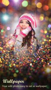 Glitter Photo Editor screenshot 5