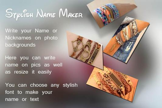 Stylish Name Maker screenshot 2