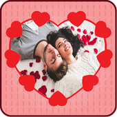 Romantic Love Photo Frames HD icon