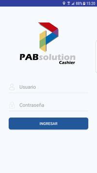 PAB-Cashier poster