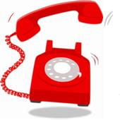 Bromas telefono icon