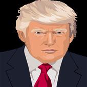 Preguntas sobre  Donald Trump icon