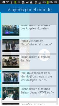 Viajeros por el mundo apk screenshot