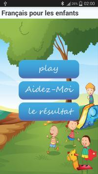 Francais pour les enfants screenshot 4