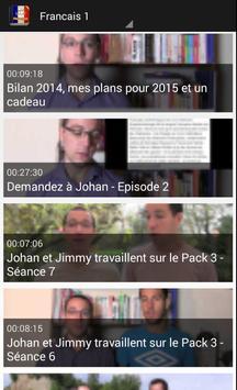 تعلم اللغة الفرنسية apk screenshot