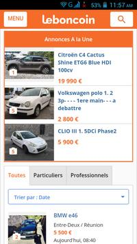 Voiture d Occasion France screenshot 4