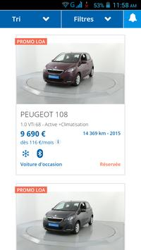 Voiture d Occasion France screenshot 5