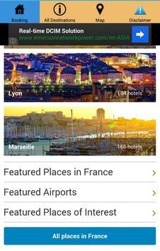 France Hotel ier Deals apk screenshot