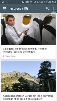 France newspapers apk screenshot