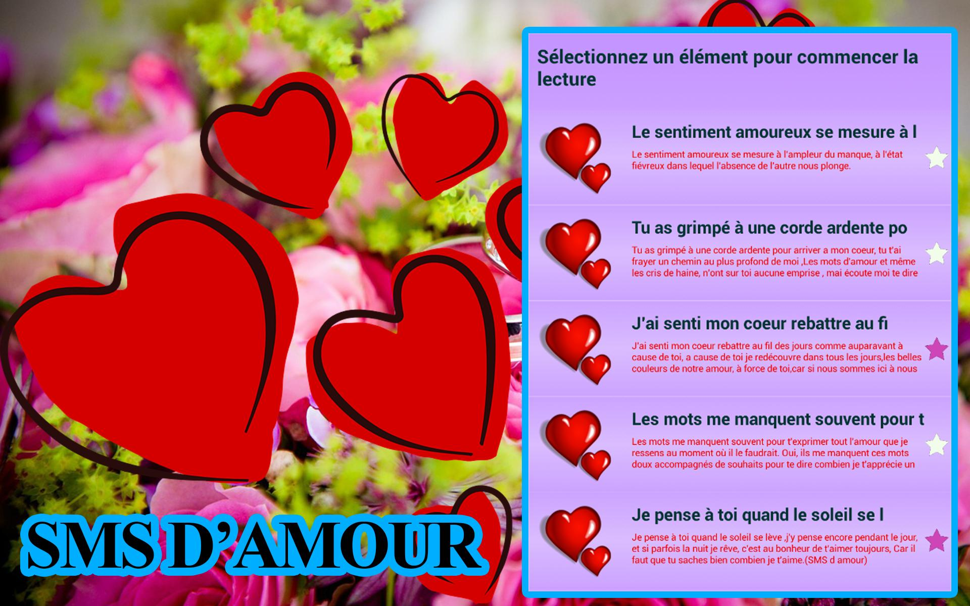 1000 Sms Message Damour For Android Apk Download
