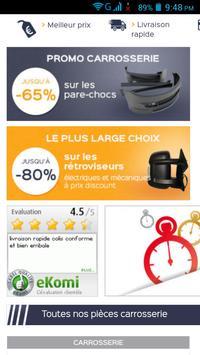 Pièces Auto France screenshot 4