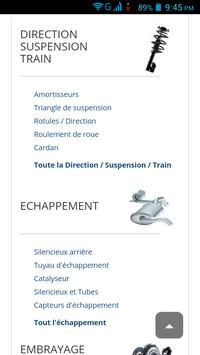 Pièces Auto France screenshot 7