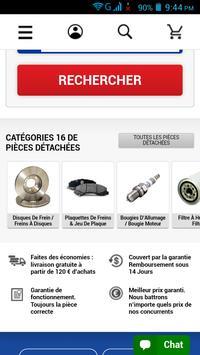 Pièces Auto France screenshot 1