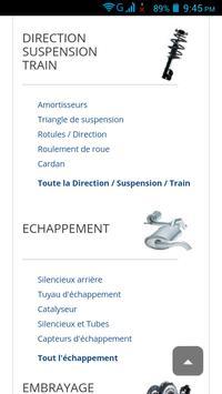 Pièces Auto France screenshot 2