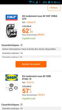 Pièces Auto France screenshot 3
