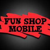 Fun shop mobile icon