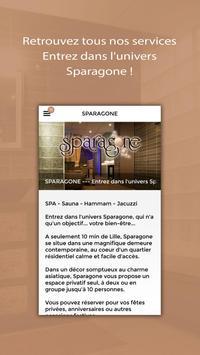 Sparagone poster
