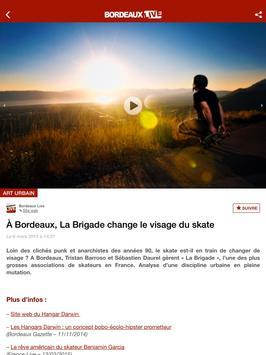 Bordeaux Live apk screenshot
