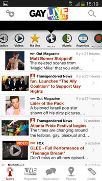 Gay Live World : All LGBT News apk screenshot