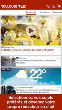 Toulouse Live apk screenshot