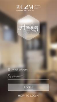 LdM Housing poster