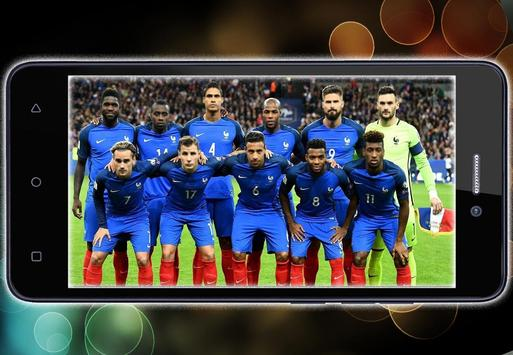 quipe de france fond d 39 cran coupe du monde 2018 for android apk download. Black Bedroom Furniture Sets. Home Design Ideas