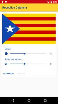 República Catalana poster