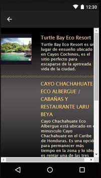 Guia de Viajes-Cayos Cochinos apk screenshot