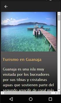 Guia de Viajes - Guanaja screenshot 1