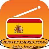 Radios de Madrid icon