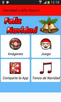 Imágenes Navidad y Año Nuevo poster