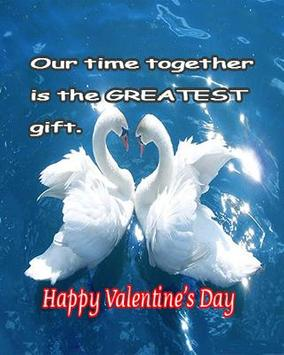 Happy Valentine's Day Wishes poster