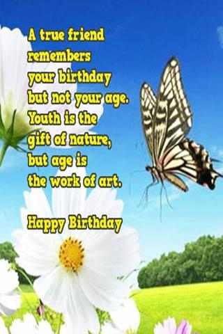 Free Happy Birthday Wishes for Android - APK Download