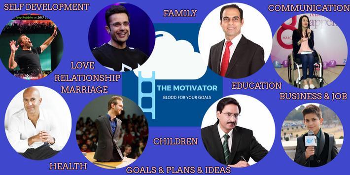 Motivator (Qasim Ali Shah, Sandeep Maheshwari....) poster