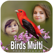 Birds Photo Frames icon