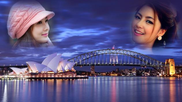 Bridge Multi Photo Frames poster
