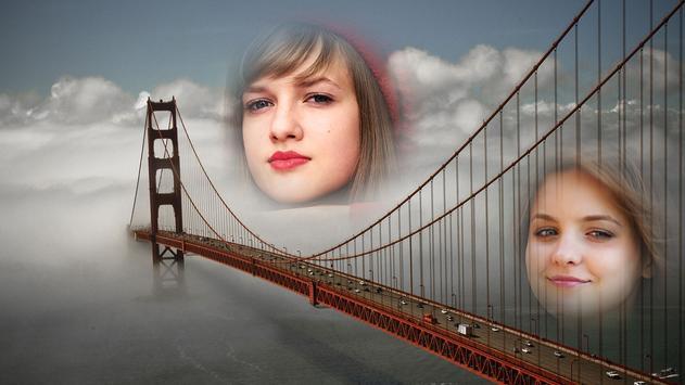 Bridge Multi Photo Frames screenshot 1