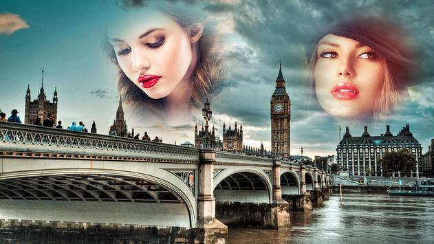 Bridge Multi Photo Frames screenshot 2