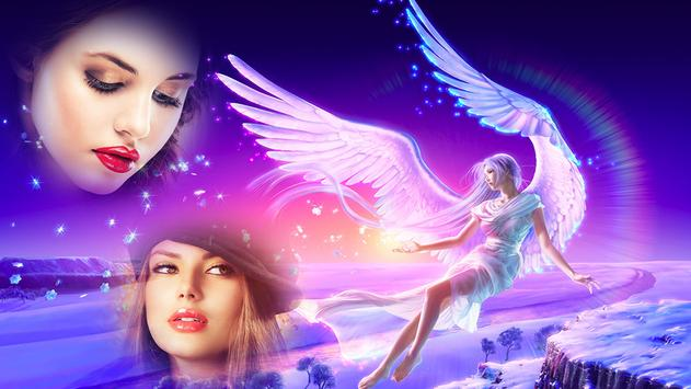 Fairy Photo Frames poster