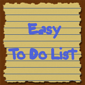 Easy to Do List icono