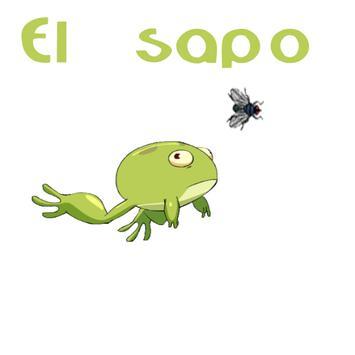 Sapo Atrapa las moscas apk screenshot